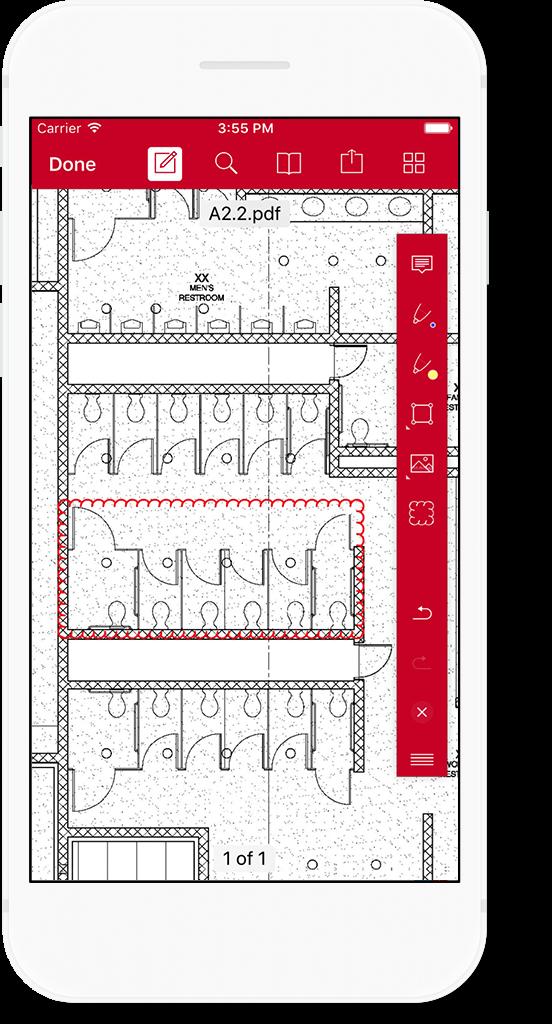 Mobile Blueprint