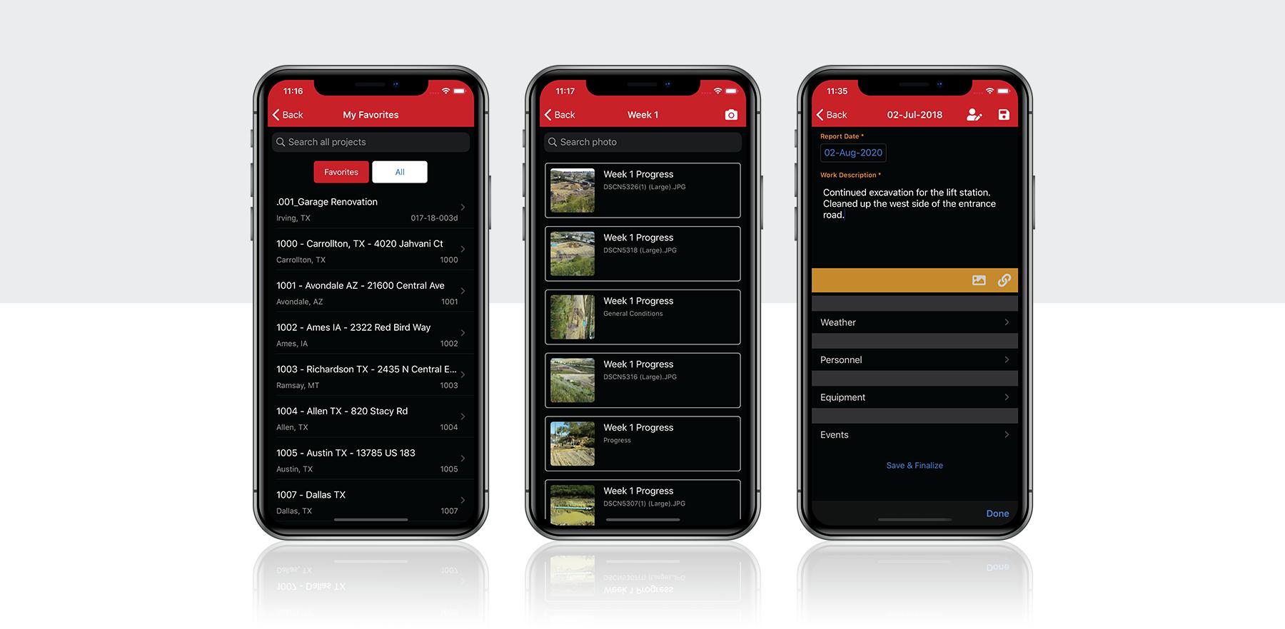Projectmates Mobile App
